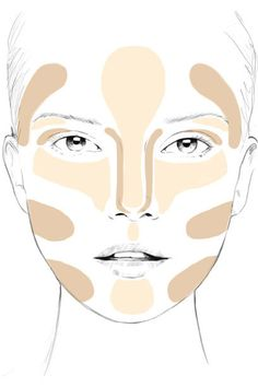 Ovale Gesichtsform