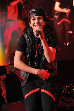 Austin Mahone Photos: Hot 99.5's Jingle Ball 2012 Presented By Charleston…