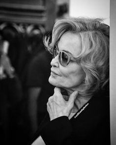 Jessica Lange attends the ceremony honoring Ryan Murphy with star on the Hollywood Walk of Fame in Hollywood Iconic Women, Famous Women, Hollywood Walk Of Fame, In Hollywood, Ryan Murphy, American Horror Story, Powerful Women, Fashion Pictures, Character Inspiration