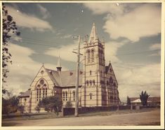 Church of the Immaculate Conception, Morpeth, NSW | by UON Library,University of Newcastle, Australia