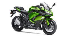 Check out the Kawasaki 2017 NINJA® 1000 ABS