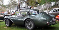Just a car guy : unusual '56 Aston Martin DB35