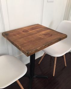 Restaurant Table Top Reclaimed Wood Table by UmbuzoRustic on Etsy