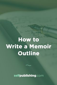 Want to write a memoir? It starts with a memoir outline. Here's how to write a memoir outline in 7 simple steps. Memoir Writing, Book Writing Tips, Writing Process, In Writing, Creative Writing, Writing Genres, Writing A Book Outline, Personal History, Memoirs