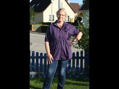 Aus Hemd wird Bluse - Tito von tragmal - YouTube