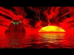 MANY See Hurricane Ophelia Turning Sun Red & Yellow Sky As Apocalyptic E...