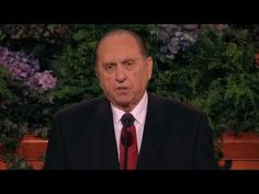 """Why Conference Matters - very short video, perfect for FHE.  """"The heavens are indeed open.  The gospel of Jesus Christ has been restored.  The Church is founded on the rock of revelation."""""""