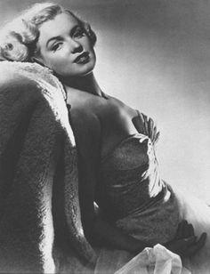 Marilyn blanco y negro