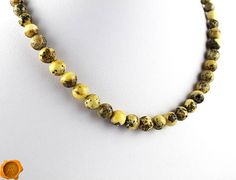 Items similar to Baltic Amber necklace adult natural amber necklaces unique amber necklace one of a kind Baltic Amber necklace amber beads amber jewellery on Etsy Baltic Amber Necklace, Beaded Necklace, Trending Outfits, Unique Jewelry, Handmade Gifts, Etsy, Vintage, Fashion, Beaded Collar