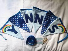 Dog Bandana, Bunting, Rainbows, Diaper Bag, Cute, Handmade, Bags, Collection, Instagram