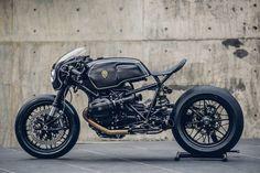 Batman's Custom BMW Motorcycle | Airows