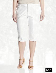 Details about Lee women's plus jeans slimming fit straight classic ...