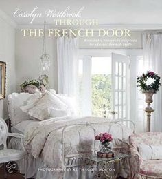 Through the French door ~ Carolyn Westbrook