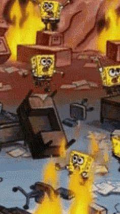 Spongebob Cartoon, Spongebob Memes, Cartoon Memes, Cartoon Pics, Cartoon Wallpaper Iphone, Aesthetic Iphone Wallpaper, Cute Memes, Funny Memes, Reaction Pictures