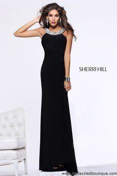$550 Sherri Hill 11025