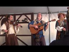 Hoggetowne Medieval Faire 2015 - The New Minstrel Revue - As