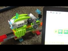Lego Mnorail 2 with WeDo 2.0 - YouTube
