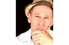 """Scott Thompson - Canadian Comedy Actor , Writer, & Producer - from Kids in The Hall, Another Gay Movie, Played """"Grady"""" a Gay Character on the Simpsons,"""