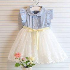 explore denim wedding dresses