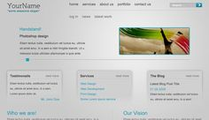 35 photoshop tutorials for creating web design layouts