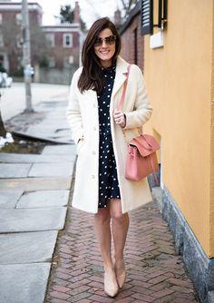 coat dress style