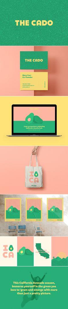 The Cado pop-up museum brand identity by Cristie Stevens Museum Branding, Branding Agency, Logo Branding, Advertising Agency, Brand Identity Design, Corporate Design, Branding Design, Logo Design, Massimo Vignelli