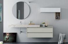 Specchio double bagni pinterest specchio ingresso ingresso e