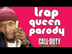 Fetty Wap - Trap Queen ( Music Video Parody ) Advanced Warfare - YouTube