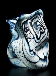 A beautiful 'mistake' by London Glassblowing Studio