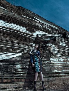 Thairine Garcia by Gui Paganini for Harper's Bazaar Brazil July 2013   The Fashionography