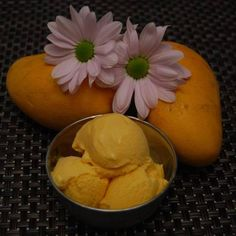 Never had mango kulfi? Don't let that stop you from trying this creamy frozen dessert. Our take on the popular Indian frozen dessert is easy and delicious! Indian Ice Cream, Mango Kulfi, Kulfi Recipe, Mango Cheesecake, Indian Desserts, Whipped Topping, Ice Cream Recipes, Frozen Treats, International Recipes