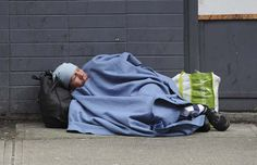 A formerly homeless man is challenging the constitutionality of three City of Vancouver bylaws that prohibit sleeping on streets or in parks and erecting a shelter on city property.    Clarence Taylor, 57, says the bylaws violate his right to life, liberty and security of person. 11/21/12