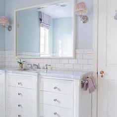 Lilac Kids Bathroom Accents - Design, decor, photos, pictures ...