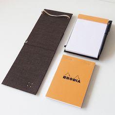 RHODIA No.13 ファブリックハードカバー