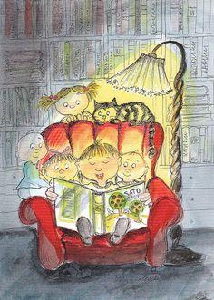 Virpi Pekkla - Iltasatu (A Bedtime Story)