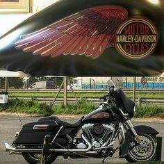 Reproduction Harley Davidson gas tank decals from www.HollywoodHandmade.bigcartel.com