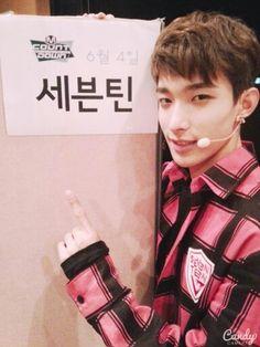 #Seokmin #DK #Seventeen #pledis #Kpop