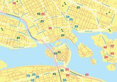 A Stockholm Interlude - Matt Chase | Design, Illustration