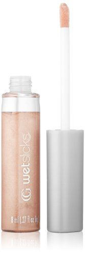 CoverGirl Wetslicks Lipgloss, Honey Talks 318, 0.27-Ounce Packages (Pack of 2) ** For more information, visit image link. http://www.amazon.com/gp/product/B0018QE3Q2/?tag=beautycare888-20&pmn=260916025511