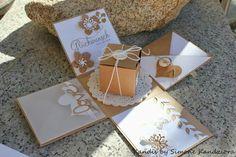 Box zur #Hochzeit #stampinup #Wedding #vitale #love
