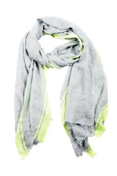 Chamberry Scarf for color placement