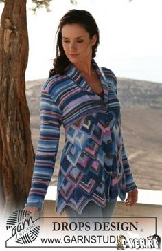 Drops №107 - Журналы, рукоделие, вязание, одежда, Drops