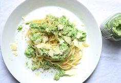 Spaghetti Broccolipesto 1