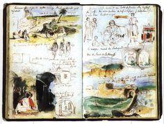 Delacroix journal 1832                                                                                                                                                                                 Más