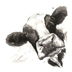 A fine art collection of farm yard animals. #Aquarell -
