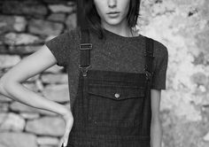 A mini history of the dungaree. Now on Toast Travels