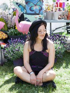 KAIBOSH | MISS JOPLIN in PURPLE HAZE @ Piknik i Parken Scandinavian Festival, Purple Haze, Festival Fashion, Style, Swag, Stylus, Festival Style