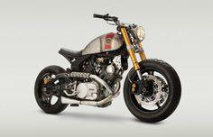The Yamaha Virago - Classified Moto XV920