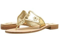 JACK ROGERS Hamptons Classic Gold $95 Pick Up or Ships Free (Compare at $120 Elsewhere) BUY HERE: http://rain-rossi.mybigcommerce.com/jack-rogers-hamptons-classic-gold-95-pick-up-or-ships-free/