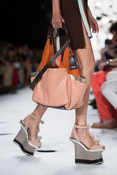 Diane von Furstenberg Spring 2013 goes back to the future